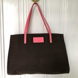 kate spade Bags - Kate Space Canvas Tote